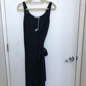 NWT Everlane Tank Mini Wrap Dress